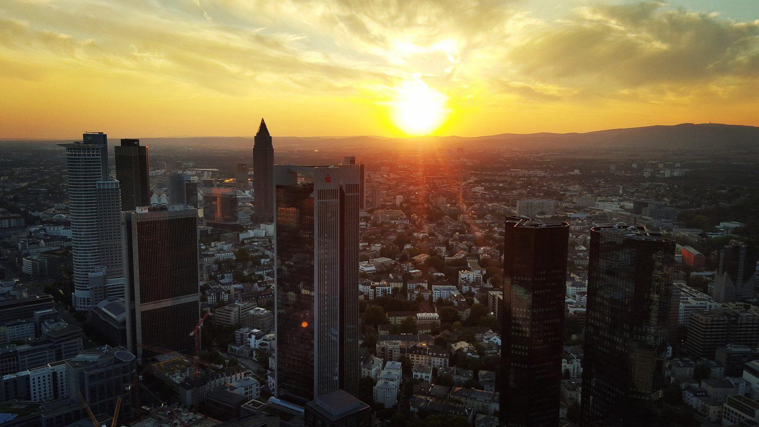 Frankfurt trading