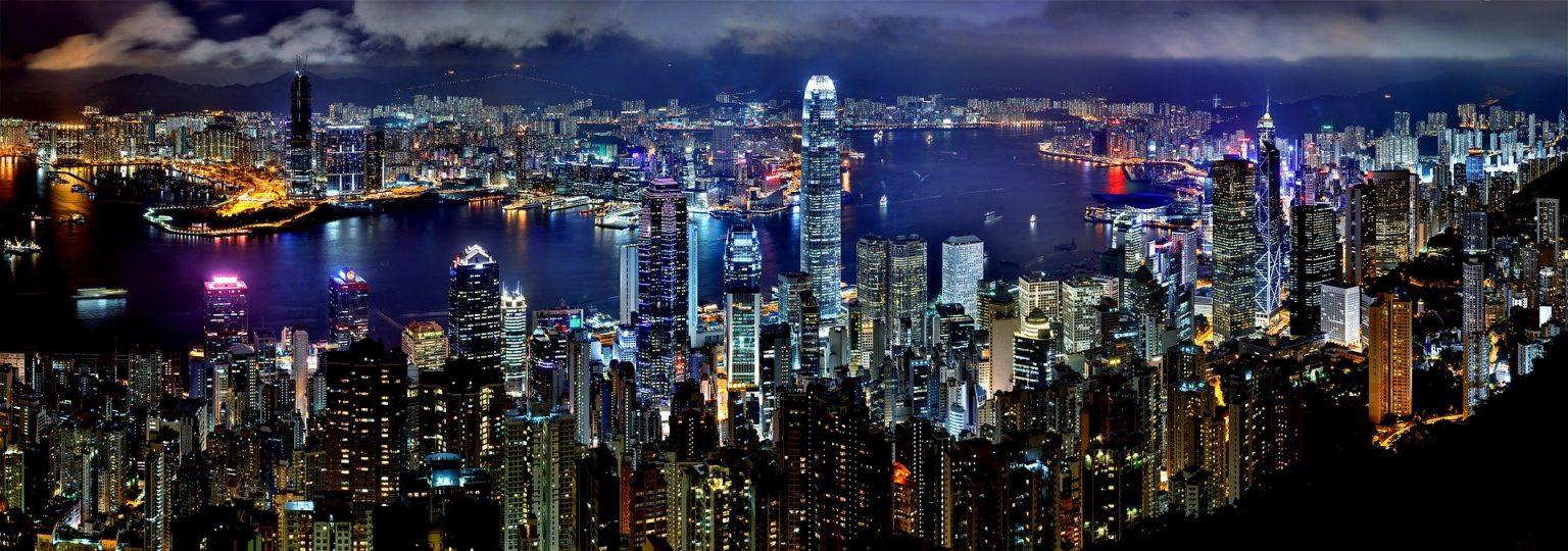 Hong Kong trading
