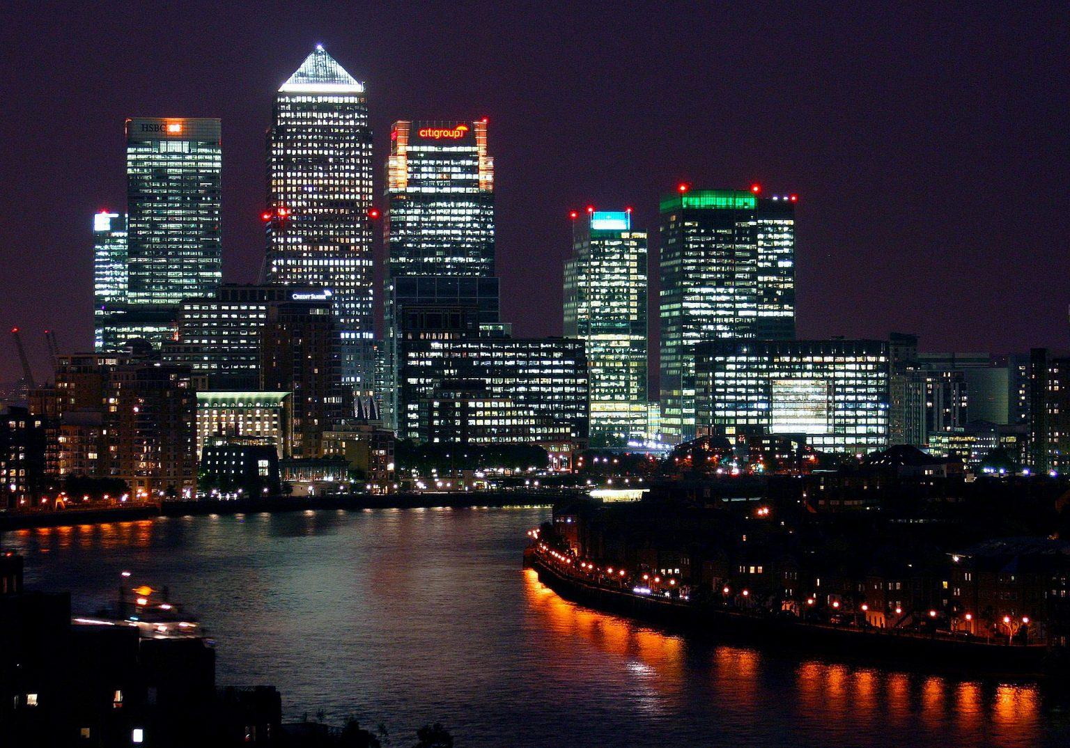 London trading