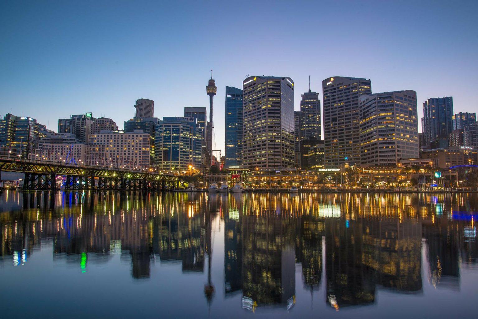 Sydney trading